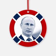 Unique Prime minister Round Ornament