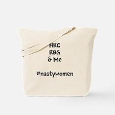 HRC, RBG Me Tote Bag