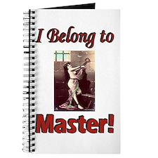 I Belong to Master Slave Girl's Journal