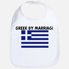 GREEK BY MARRIAGE Bib