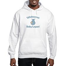 Welcome Baby Logan Jumper Hoody