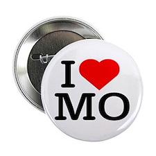 I Love Missouri - Button