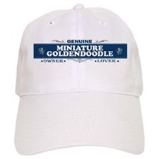 MINIATURE GOLDENDOODLE Baseball Cap