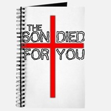 The Son Died For You Christia Journal