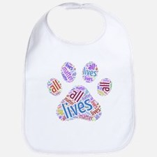 All Lives Matter Bib