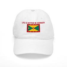 LIFE IS BETTER IN GRENADA Cap