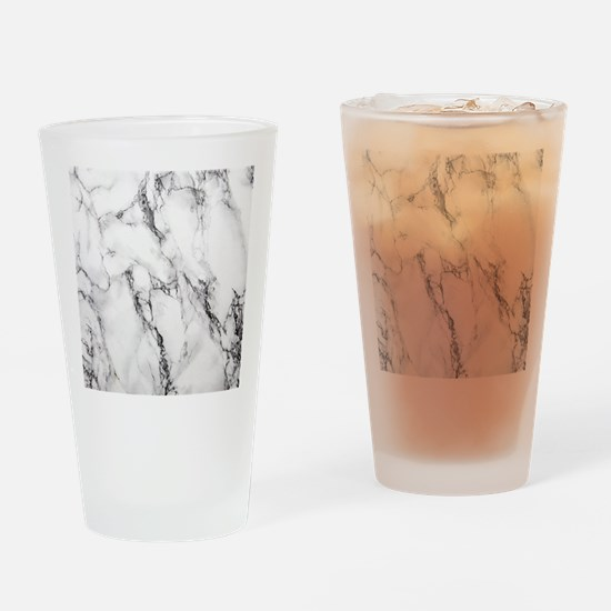 Cute Marble Drinking Glass