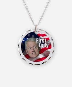 Bill First Lady Necklace