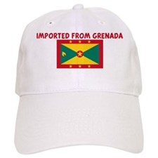 IMPORTED FROM GRENADA Cap