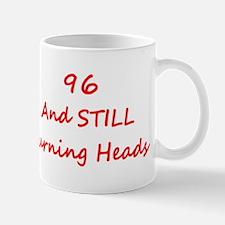 96 Still Turning Heads 2 Red Mugs