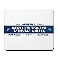 MOUNTAIN VIEW CUR Mousepad