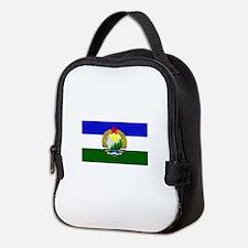 Flag of Socialist Cascadia Neoprene Lunch Bag