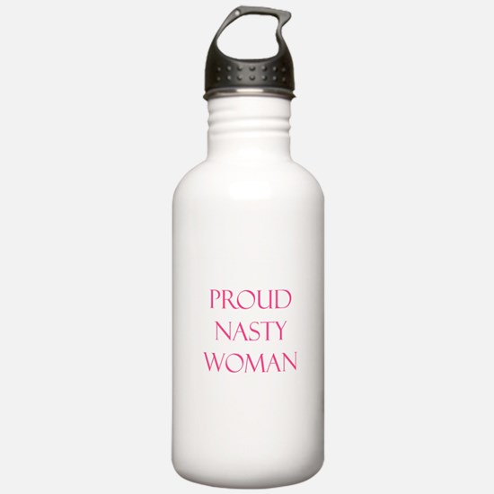 Proud Nasty Women Water Bottle
