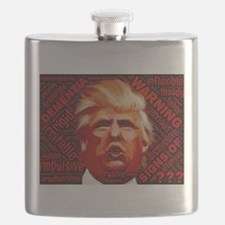Never Ever Trump Flask