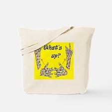 Deaf art Tote Bag