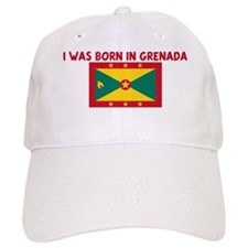 I WAS BORN IN GRENADA Cap