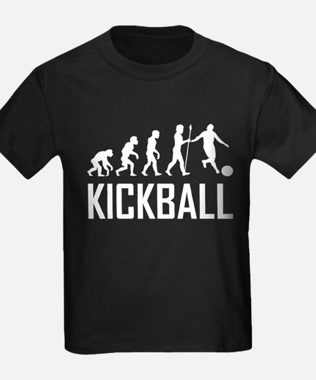 Kickball Evolution T-Shirt