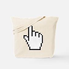 HAND CURSOR / POINTER Tote Bag