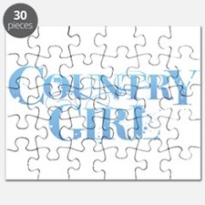 Country Girl Puzzle