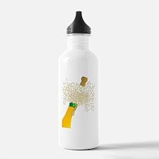 Cute Froth Water Bottle