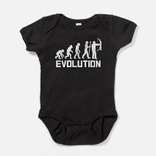 Hunting Evolution Baby Bodysuit