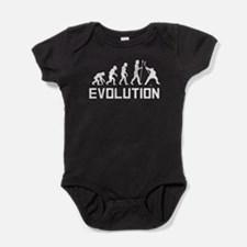 Hockey Evolution Baby Bodysuit