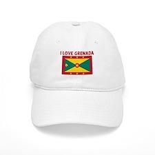 I LOVE GRENADA Cap