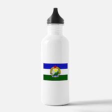 Flag of Socialist Casc Water Bottle