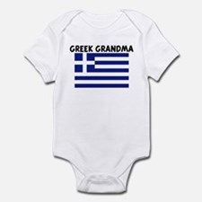 GREEK GRANDMA Infant Bodysuit