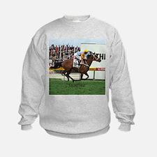 Cool Thoroughbred racing Sweatshirt