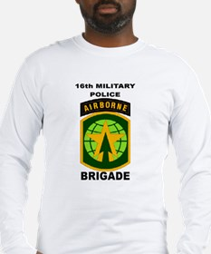 16TH MILITARY POLICE BRIGADE AIRBORNE Long Sleeve