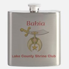 Funny Shriners Flask