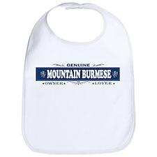 MOUNTAIN BURMESE Bib