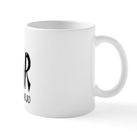 Lacrosse Fear Dojo Mug