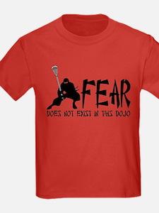 Lacrosse Fear Dojo T