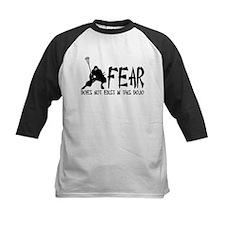 Lacrosse Fear Dojo Tee
