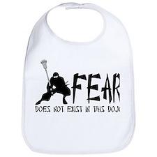 Lacrosse Fear Dojo Bib