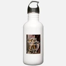 King George III Awesome WOW Water Bottle