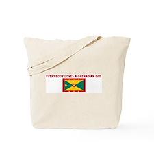 EVERYBODY LOVES A GRENADIAN G Tote Bag