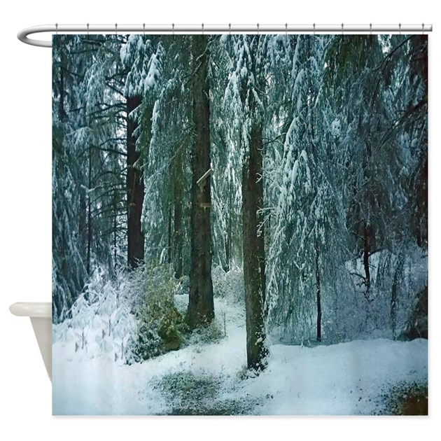 Oct 10,  · Winter Shower Curtain by Elinor Helen Rakowski. This shower curtain is made from % polyester fabric and includes 12 holes at the top of the curtain for simple hanging. The total dimensions of the shower curtain are 71