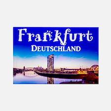 Frankfurt Rectangle Magnet