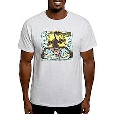 Spunky Little Monkey T-Shirt