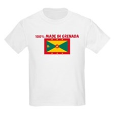 100 PERCENT MADE IN GRENADA T-Shirt