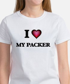 I Love My Packer T-Shirt