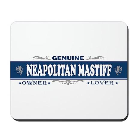 NEAPOLITAN MASTIFF Mousepad