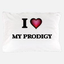 I Love My Prodigy Pillow Case