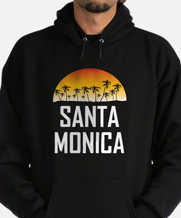 Santa Monica Sunset Hoody