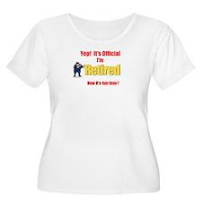 Cop Retirement. :-) T-Shirt