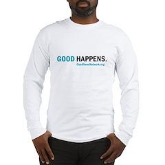 Gdhpns_WhiteTee_alt Long Sleeve T-Shirt