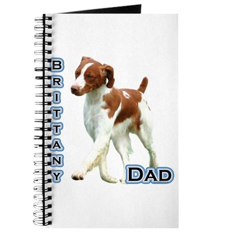 Brittany Dad4 Journal